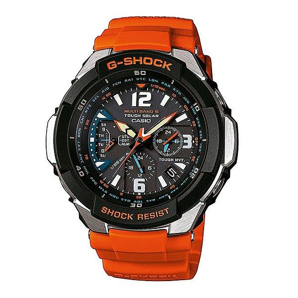 Часы Casio G-Shock Gw-3000M-4A casio g shock g classic ga 110mb 1a