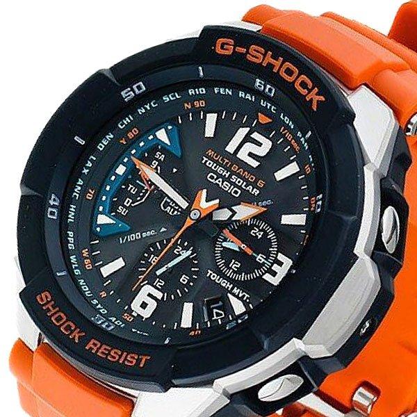 Часы Casio G-Shock Gw-3000M-4A от Proskater