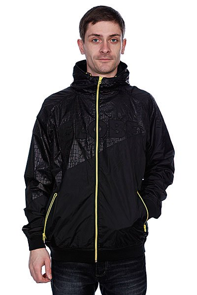 Ветровка Globe Squirt Jacket Black