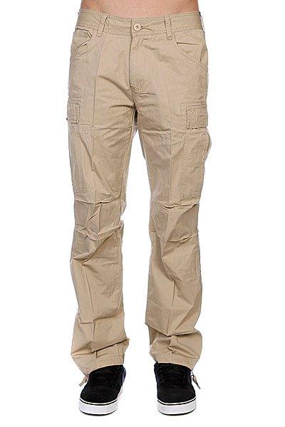 Штаны Urban Classics Combat Cargo Pants Beige Proskater.ru 2099.000