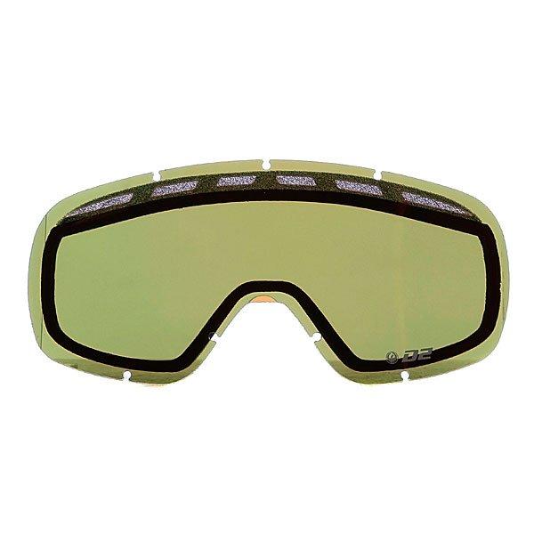 Линза для маски Dragon D2 Replace Lens Red IonizedКлассические линзы  Dragon D2 подходят для детей, женщин, а также для тех, кто предпочитает более компактные маски. Линзы изготовлены из пластичного материала Лексана, который при ударе не образует острых осколков, сохраняя Ваши глаза в безопасности при любых условиях.Технические характеристики: Подходит для любых погодных условий.Ионизированное покрытие.Прочные и одновременно гибкие линзы.Линзы на 100% блокируют вредное ультрафиолетовое излучение.Устойчивое к царапинам покрытие.Система вентиляции, препятствующая запотеванию.Технология антизапотевания Super Anti-Fog.Линза соответствует оптическому стандарту ANSI Z87.1.Материал - прочный поликарбонат Лексан.Светопропускная способность - 13% - 15%.Для моделей масок D2.<br><br>Тип: Линза для маски