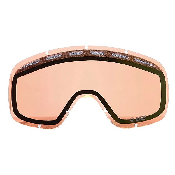 Линза для маски Dragon D2 Replace Lens Gold IonКлассические линзы  Dragon D2 подходят для детей, женщин, а также для тех, кто предпочитает более компактные маски. Линзы изготовлены из пластичного материала Лексана, который при ударе не образует острых осколков, сохраняя Ваши глаза в безопасности при любых условиях.Технические характеристики: Подходит для любых погодных условий.Ионизированное покрытие.Прочные и одновременно гибкие линзы.Линзы на 100% блокируют вредное ультрафиолетовое излучение.Устойчивое к царапинам покрытие.Система вентиляции, препятствующая запотеванию.Технология антизапотевания Super Anti-Fog.Линза соответствует оптическому стандарту ANSI Z87.1.Материал - прочный поликарбонат Лексан.Светопропускная способность - 31% - 36%.Для моделей масок D2.<br><br>Тип: Линза для маски