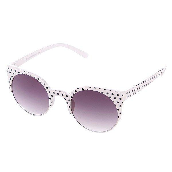Очки женские Quay Eyeware Pty Qy1499White White Polka Dots