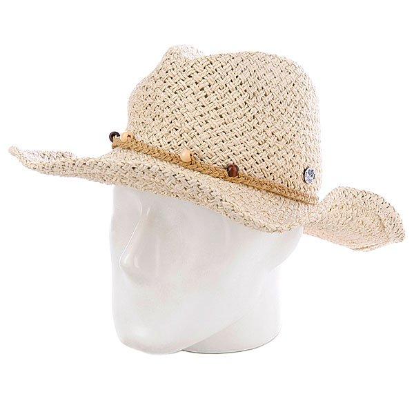 фото Шляпа женская Roxy Seaside Hat Natural