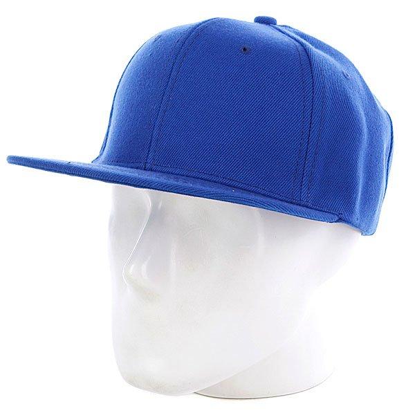 Бейсболка True Spin Acrylic Snapback Royal/Blue Proskater.ru 519.000