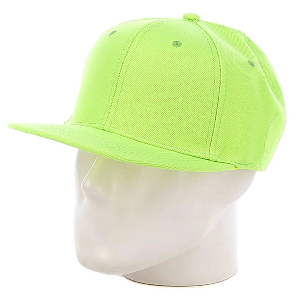 Бейсболка True Spin Acrylic Snapback Neon/Green