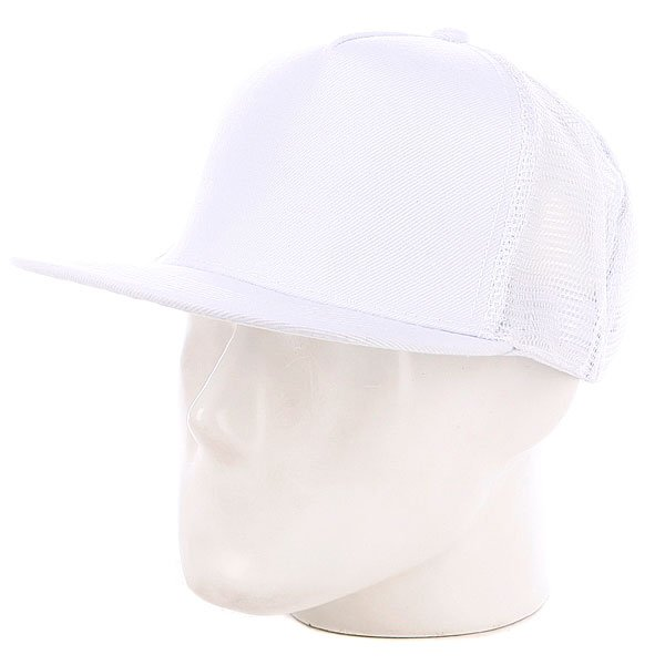 ��������� � ������ True Spin 5 Panel Trucker White
