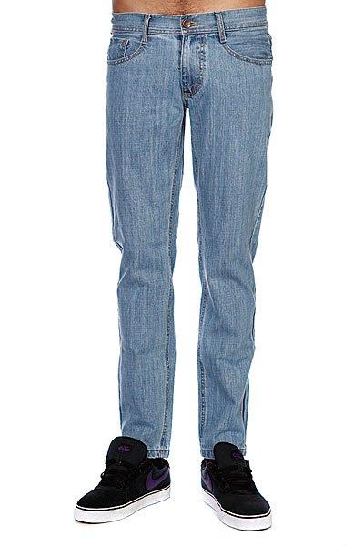 Джинсы прямые мужские классические Trailhead Mdp 013 Blue штаны прямые женские trailhead wpt 7023 white