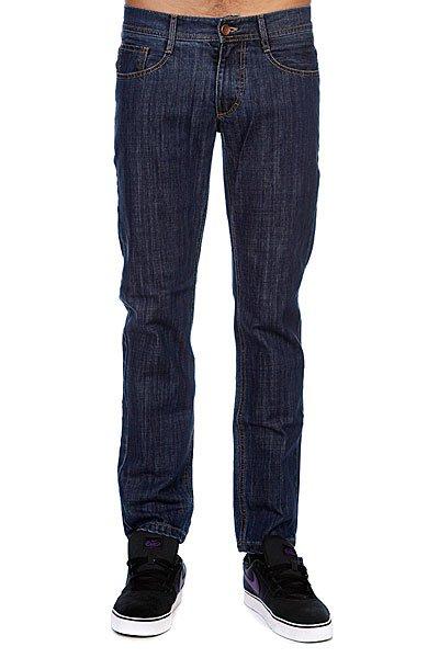 Джинсы прямые мужские классические Trailhead Mdp 013 Indigo штаны прямые женские trailhead wpt 7023 white