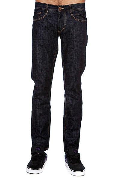 Джинсы прямые мужские классические Trailhead Mdp 013 Dark Indigo штаны прямые женские trailhead wpt 7023 white