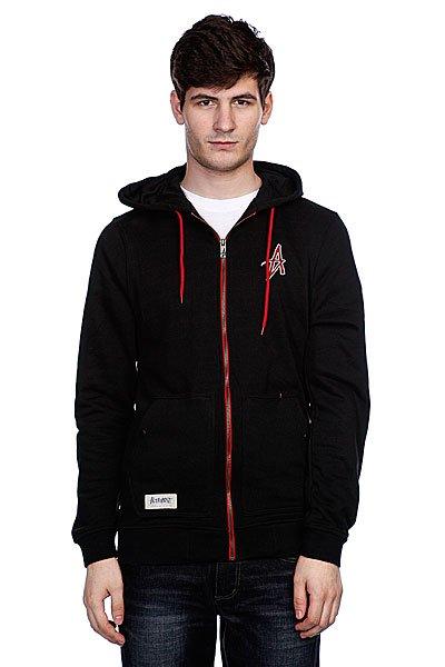Толстовка Altamont Broyo Zip Hood Black altamont salman shirt jacket black