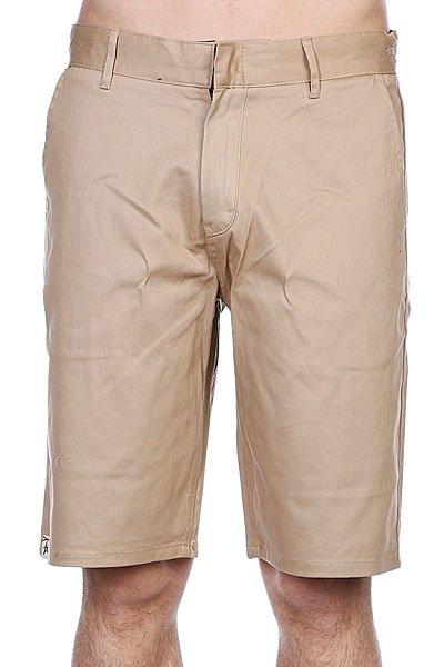Классические Классические мужские шорты Altamont Davis Chino Short Sand от Proskater