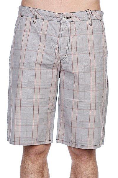Классические мужские шорты Etnies Mully Short Light Grey<br><br>Цвет: серый<br>Тип: Шорты классические<br>Возраст: Взрослый<br>Пол: Мужской