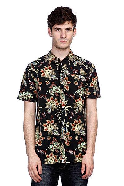 Мужская рубашка Рубашка Altamont Perennial Oldy Woven Black от Proskater