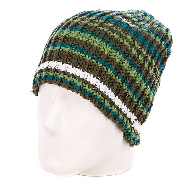 Шапка носок Dragon Fortuna Beanie Olive