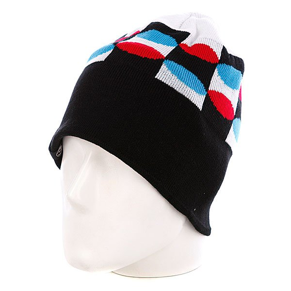 ����� Dragon Trip Out Beanie Black