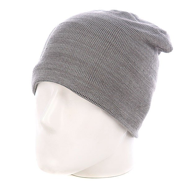 ����� Dragon Icon Claim It Beanie Neutral Grey