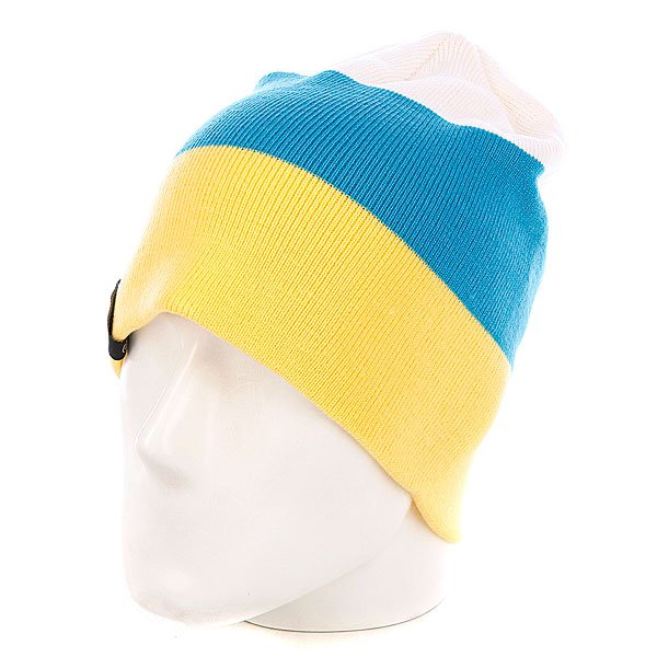Шапка носок Dragon Trip Out Beanie Yellow