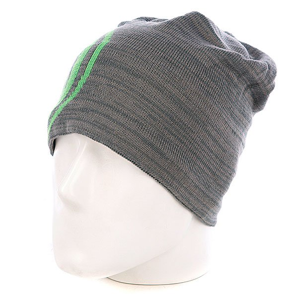 ����� ����� Dragon Icon Claim It Beanie Grey