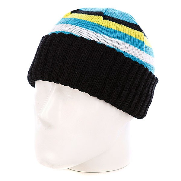 ����� Dragon Blitz Flip Beanie Black