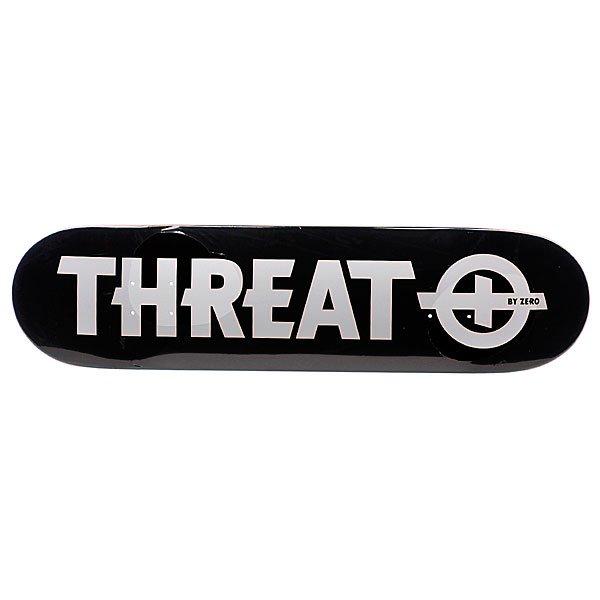 Дека для скейтборда  Standard White S3 Black/White 8 (20.3 см) Threat