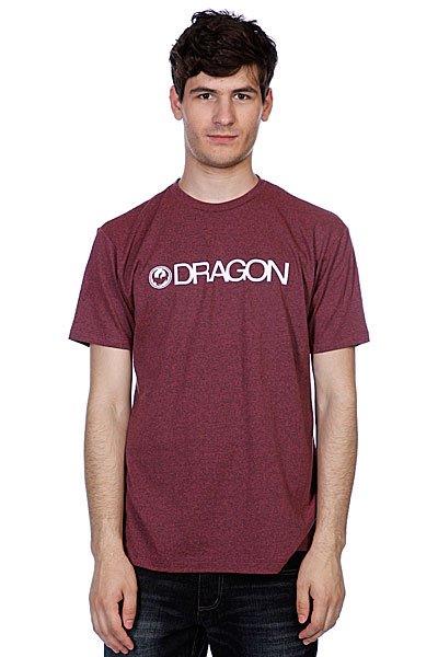Футболка Dragon Trademark F12 Blackberry Heather