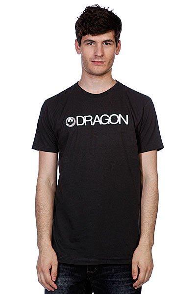 Футболка Dragon Trademark F12 Smoke<br><br>Цвет: черный<br>Тип: Футболка<br>Возраст: Взрослый<br>Пол: Мужской