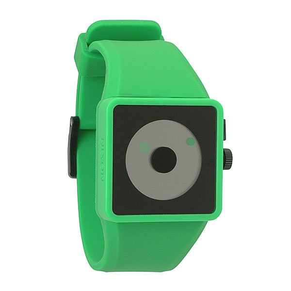 Часы Nixon The Newton Green часы nixon corporal ss all black
