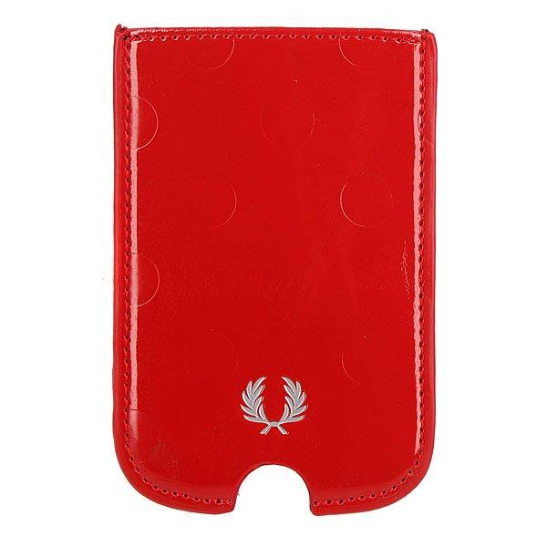 Чехол для iPad Fred Perry Ipad Polka Dot Smart Case Fire RedМодель состоит из материалов превосходного качества красивой палитры. Дизайн чехла выверен учитывая все подробности. Все составляющие тщательно совмещены и прекрасно подходят друг к другу. Выбранный товар будет отличной находкой для себя или презентом на любой праздник. Данный чехол бренда Fred Perry (Фред Перри) великолепно подойдет под любой имидж и преподнесет вас в выгодной ситуации и в филармонии и в кино.Характеристики:Логотип бренда на лицевой части.<br><br>Цвет: красный<br>Тип: Чехол для iPad<br>Возраст: Взрослый