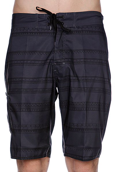 Пляжные мужские шорты Stussy Tom Tom Trunk Grey<br><br>Цвет: серый<br>Тип: Шорты пляжные<br>Возраст: Взрослый<br>Пол: Мужской