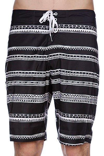 Пляжные мужские шорты Stussy Tom Tom Trunk Black