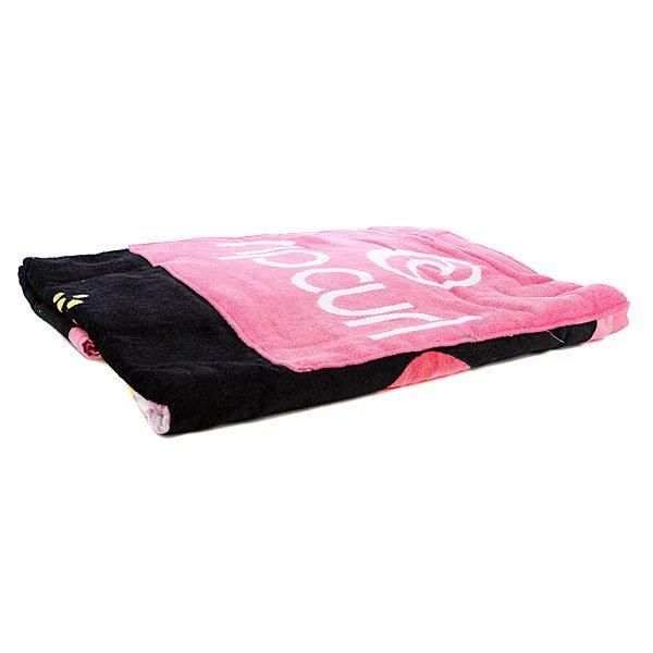 Полотенце женское Rip Curl Atolls Beach Towel Solid Black Proskater.ru 1629.000