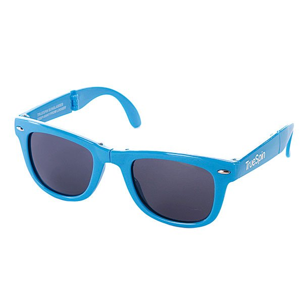 Очки True Spin Folding Sunglasses Blue