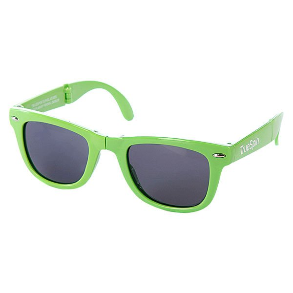Очки True Spin Folding Sunglasses Green