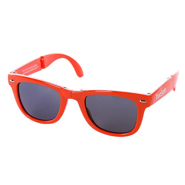 Очки True Spin Folding Sunglasses Orange