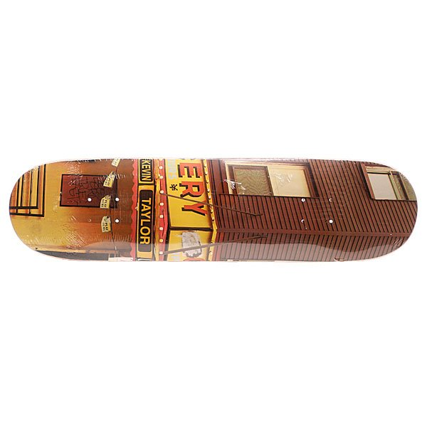 Дека для скейтборда для скейтборда Zoo York Bodega Pro Kevin Taylor 31.94 x 8.0 (20.3 см) Proskater.ru 2269.000