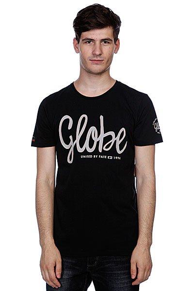 Футболкa Globe Infinity Tee Black<br><br>Цвет: черный<br>Тип: Футболка<br>Возраст: Взрослый<br>Пол: Мужской