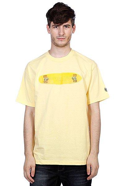 Футболка Santa Cruz Ogsc Skateboard Banana<br><br>Цвет: желтый<br>Тип: Футболка<br>Возраст: Взрослый<br>Пол: Мужской