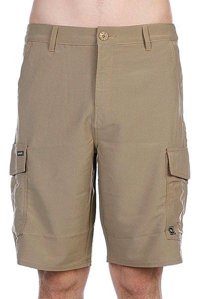 Классические мужские шорты Rip Curl Mirage Cargo Boardwalk Khaki<br><br>Цвет: коричневый<br>Тип: Шорты классические<br>Возраст: Взрослый<br>Пол: Мужской
