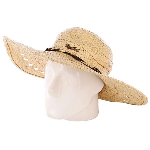 фото Шляпа женская Rip Curl Animalia Boho Natural