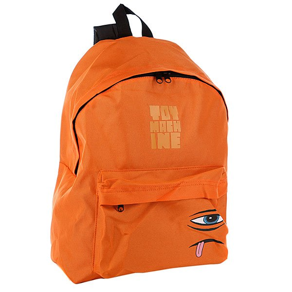 Рюкзак Toy Machine Sect Face Backpack Orange