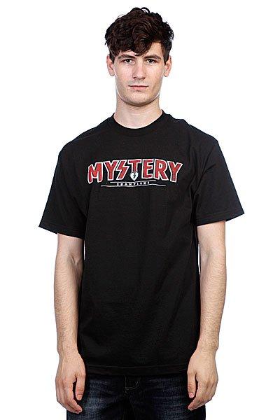 Футболка Mystery Champions Black<br><br>Цвет: черный<br>Тип: Футболка<br>Возраст: Взрослый<br>Пол: Мужской