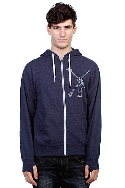 Толстовка Toy Machine Arrows Heather Navy лобзик dwt sts06 80 d