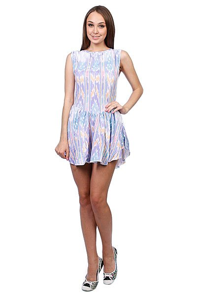 Платье женское Insight Lakka Dress Moonstone микроскоп levenhuk rainbow 50l moonstone 69046