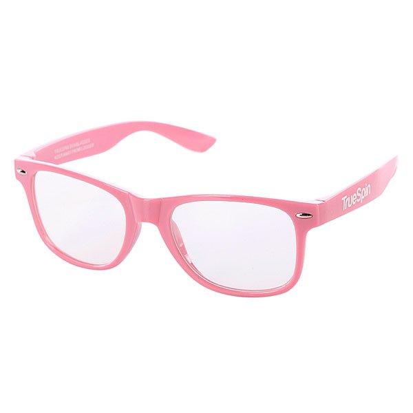 Очки True Spin Neon PinkСолнцезащитные очки от немецкого бренда True Spin, выполненные в классическом силуте. В качестве основного материала используетс пластик.Технические характеристики: Оправа из пластика.Петли из нержавещей стали.Ударопрочные поликарбонатные линзы.100% защита от ультрафиолета.<br><br>Цвет: розовый<br>Тип: Очки<br>Возраст: Взрослый<br>Пол: Мужской