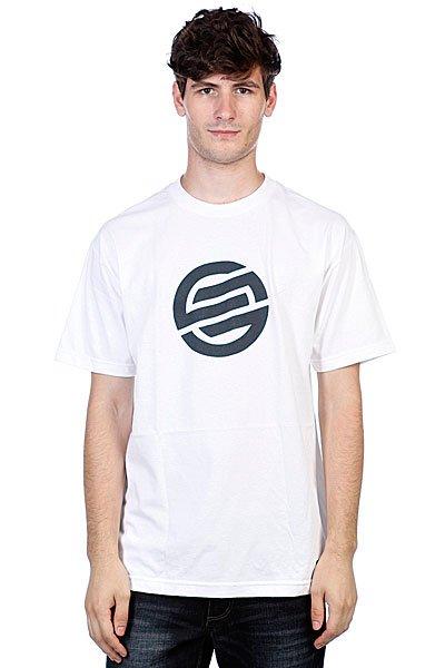 Футболка Santa Cruz Knot White<br><br>Цвет: белый<br>Тип: Футболка<br>Возраст: Взрослый<br>Пол: Мужской