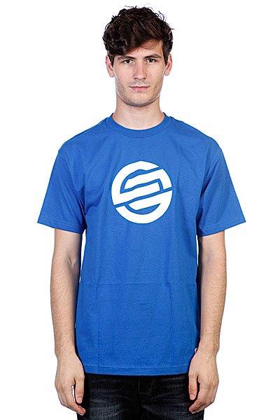 Футболка Santa Cruz Knot Royal Blue<br><br>Цвет: синий<br>Тип: Футболка<br>Возраст: Взрослый<br>Пол: Мужской