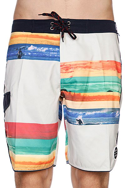Пляжные мужские шорты Analog Chroma Brdshort Halsband