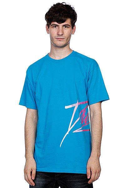 Футболка Dragon Pump It Up Tee F10 Turquoise<br><br>Цвет: голубой<br>Тип: Футболка<br>Возраст: Взрослый<br>Пол: Мужской