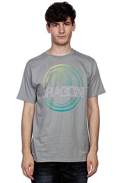 Футболка Dragon Sphere Charcoal<br><br>Цвет: серый<br>Тип: Футболка<br>Возраст: Взрослый<br>Пол: Мужской
